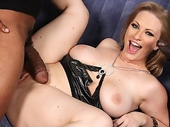 Vicky Vixen may have bitten off more