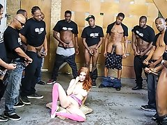 Penny Pax's impatient and it shows the..